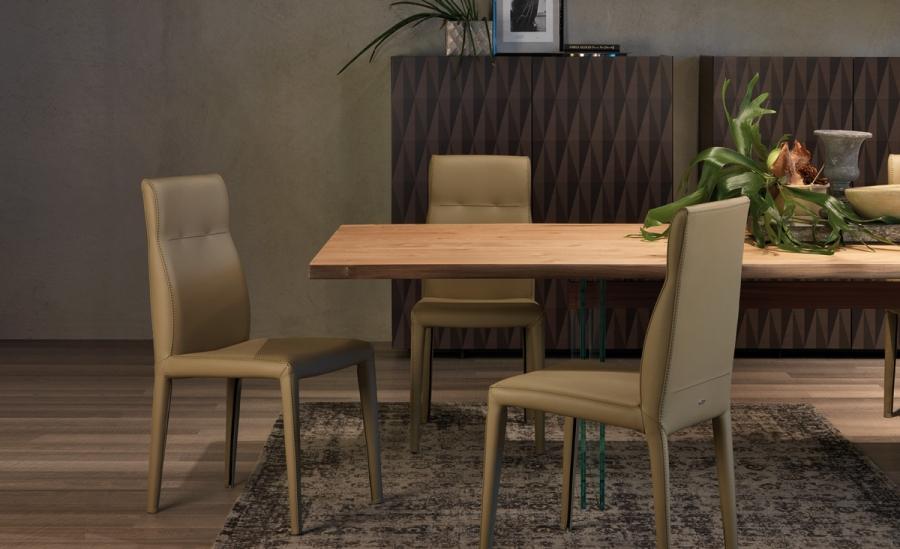 Sedia agatha flex di cattelan italia chairs