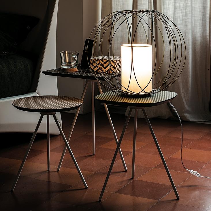 Lampada midday di cattelan italia lampade da tavolo for Lampade da appoggio