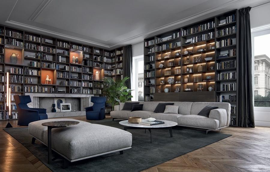 Sofa Tribeca By Poliform Sofas