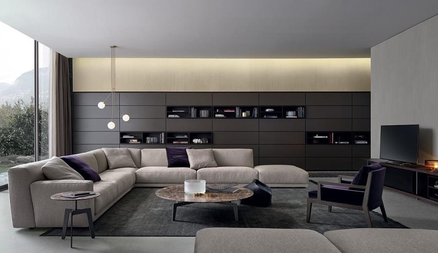 Divani Poliform.Sofa Paris Seoul By Poliform Armchairs