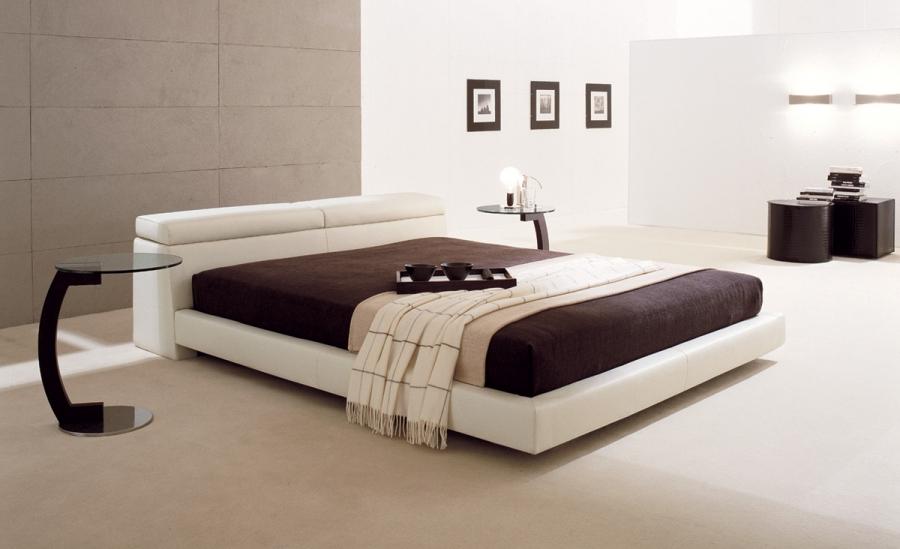 Logan bed by CATTELAN ITALIA