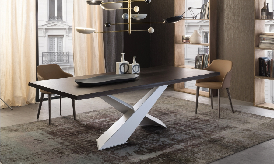 Table Living By Riflessi Tables