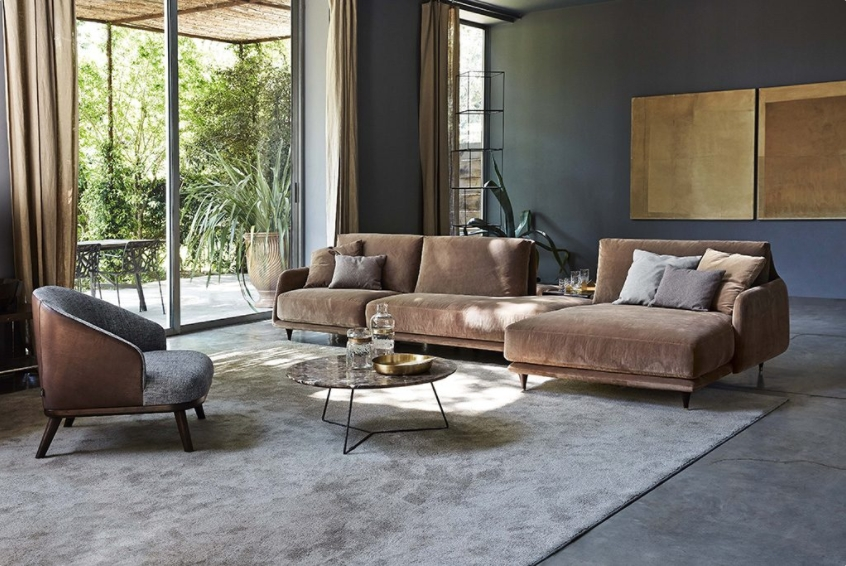 Sofa Elliot by DITRE ITALIA - Armchairs