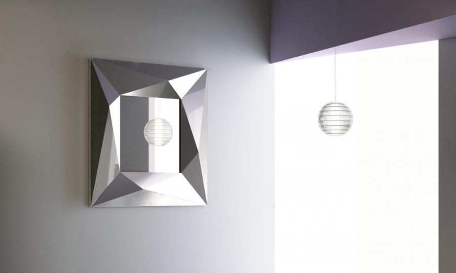 Specchio diamond di riflessi specchi - Specchi riflessi audio due ...