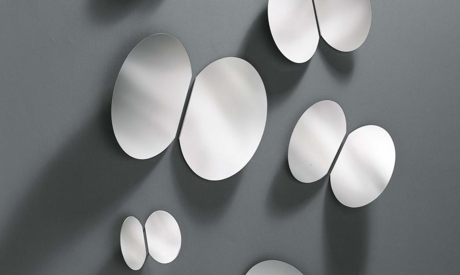 Specchio Farfalle Di Riflessi Specchi