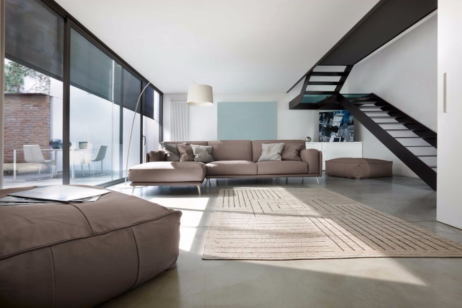 Sofa kris by ditre italia armchairs - Divano anni 30 ...