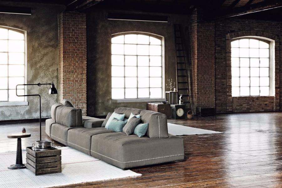 Sofa Sanders By DITRE ITALIA