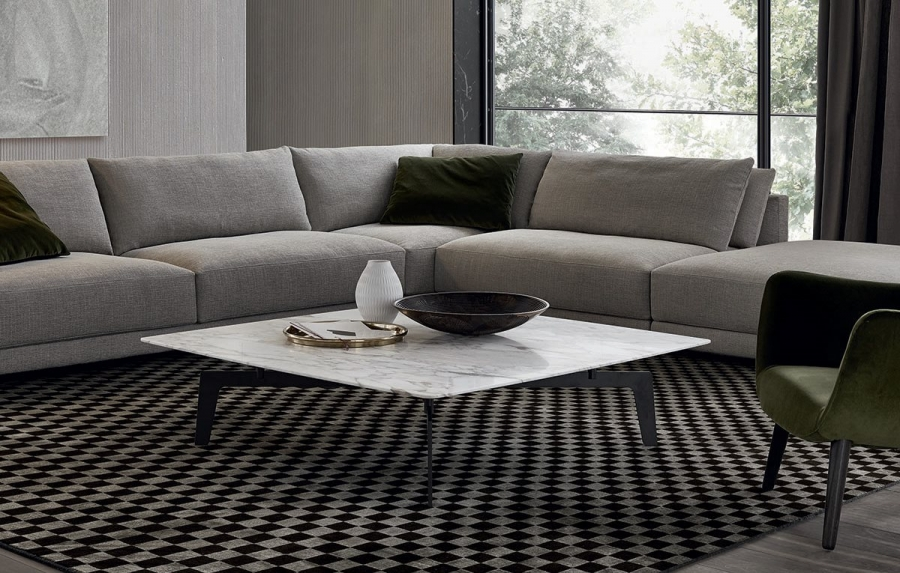 Tribeca Coffee Tables By POLIFORM