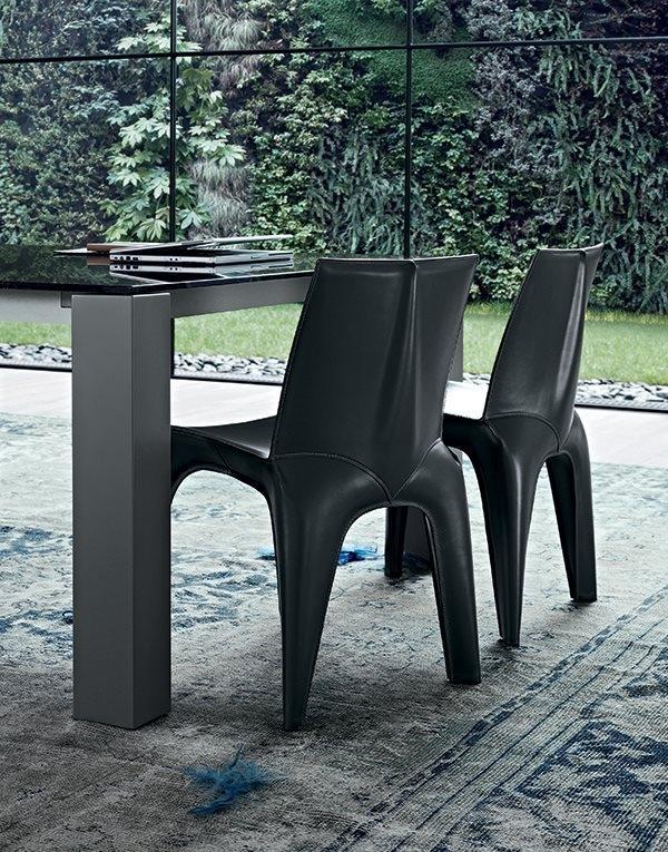 Sedia bb di poliform sedie for Poliform sedie