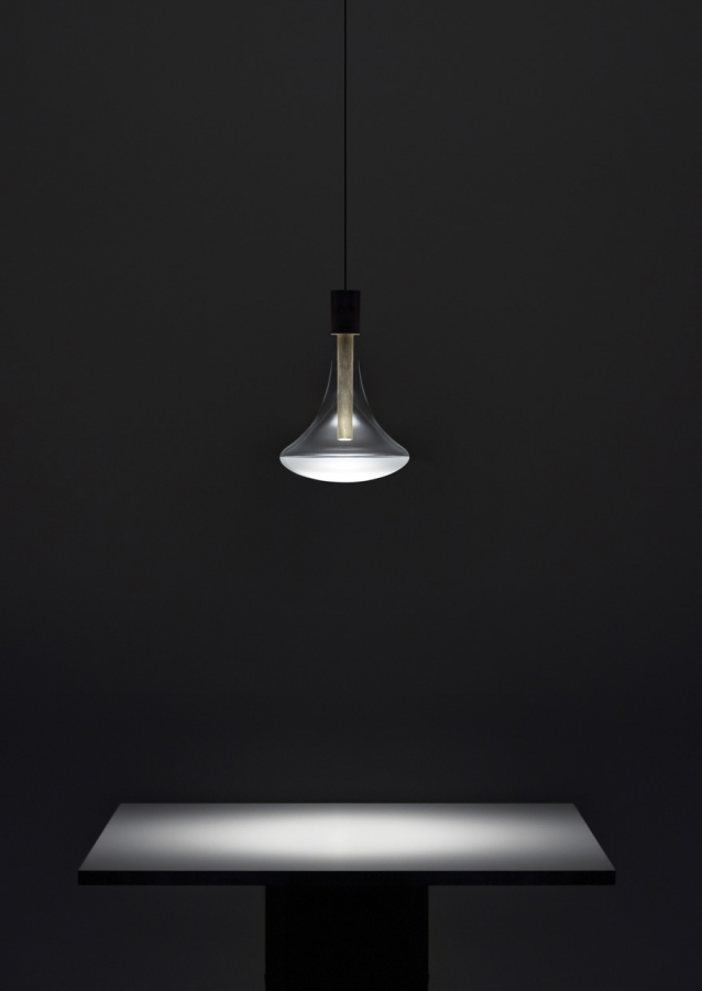 Lampada Cathode di DAVIDE GROPPI - Lampade a sospensione