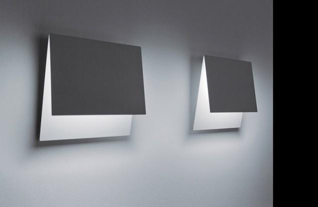 Lampada Folder di DAVIDE GROPPI - Lampade da parete