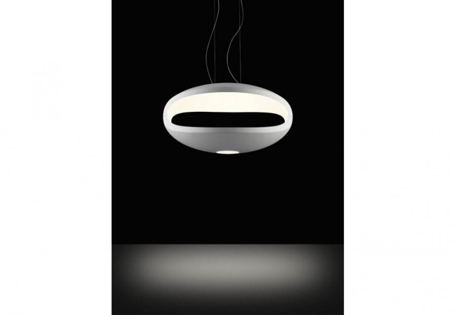 lampada o space di foscarini lampade a sospensione. Black Bedroom Furniture Sets. Home Design Ideas