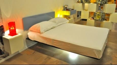 Bed Fluttua By LAGO Outlet Outlet - Lago bed