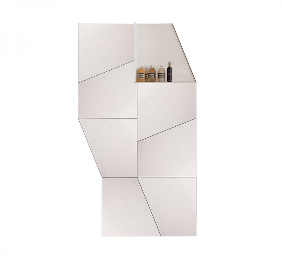 Slide Composition De Miroir Avec étagère Lago