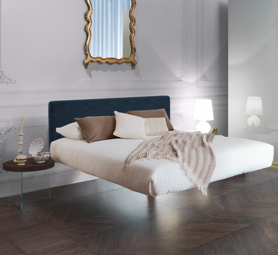 Fluttua bed R by LAGO - Beds