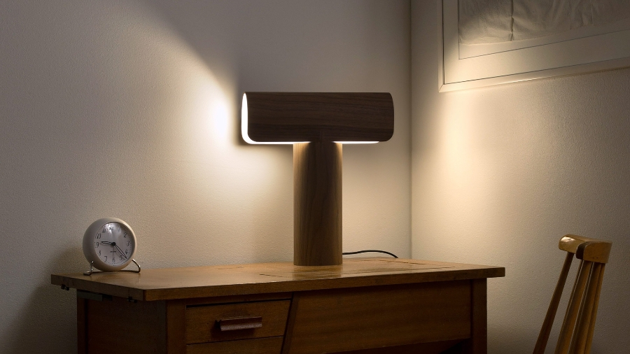 Lampada teelo 8020 di secto design lampade da tavolo - Lampade da tavolo di design ...