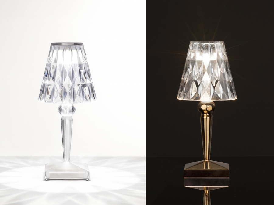 Battery lamp by Kartell - Table