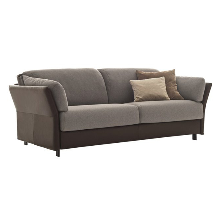Kanaha Sofa Bed By Ditre Italia Beds, Brown Material Sofa Bed