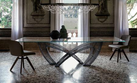 Tavolo Histryx di CATTELAN ITALIA