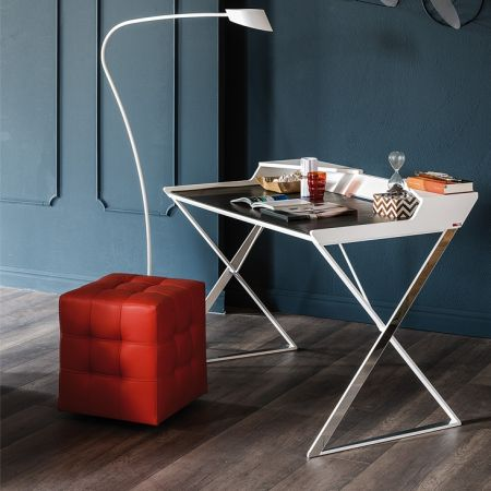Desk Qwerty by CATTELAN ITALIA
