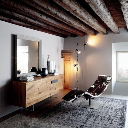 Chaise longue CASANOVA di CATTELAN ITALIA