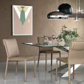Chair Isabel by CATTELAN ITALIA