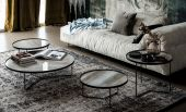 Billy Keramik side table by CATTELAN ITALIA