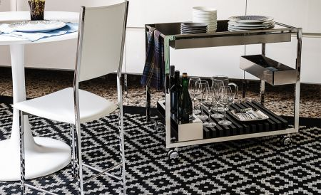 Trolley bar  Mojito by CATTELAN ITALIA