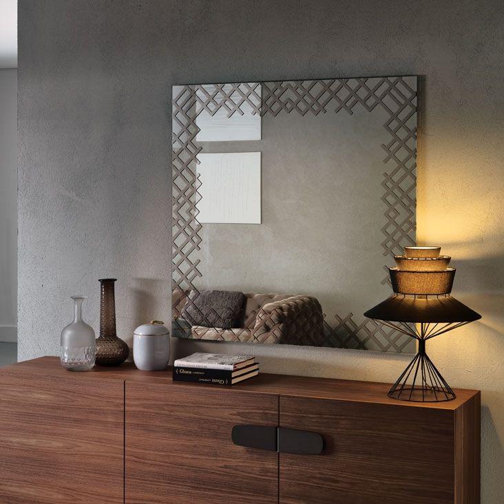 Jersey mirror by CATTELAN ITALIA