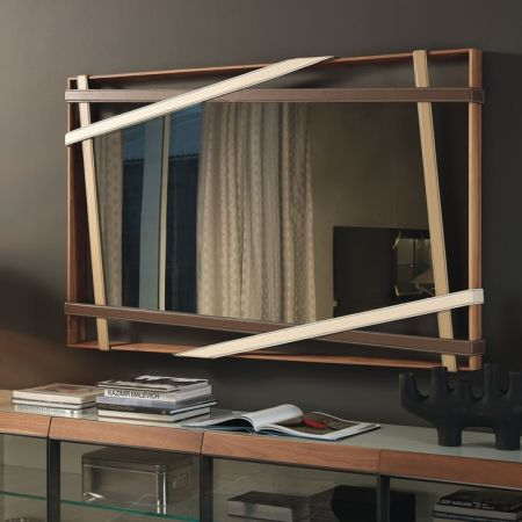 Specchio Rebus di CATTELAN ITALIA