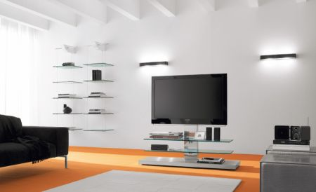 Meuble TV Panorama CATTELAN ITALIA