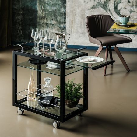 Trolley bar Profil Bar by CATTELAN ITALIA