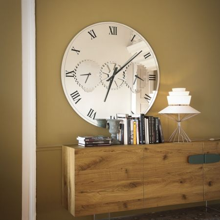 Times mirror by CATTELAN ITALIA