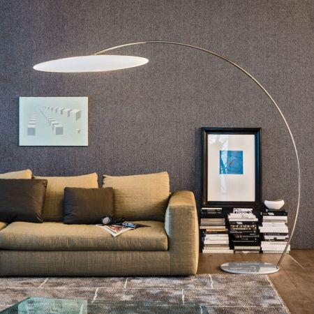 Astra Arc lamp by CATTELAN ITALIA