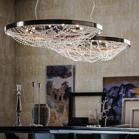 Cristal lamp by CATTELAN ITALIA