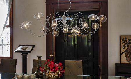 Oktopus lamp by CATTELAN ITALIA