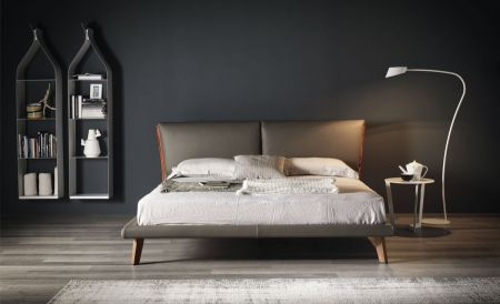 Adam bed by CATTELAN ITALIA