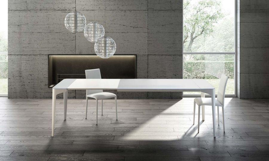 Tavolo Corner di RIFLESSI