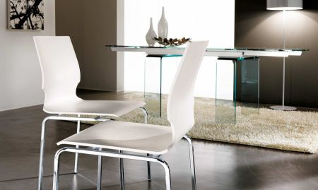 Clarissa chair by RIFLESSI