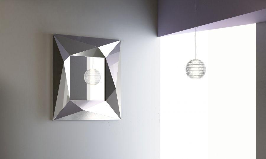 Mirror Diamond by RIFLESSI