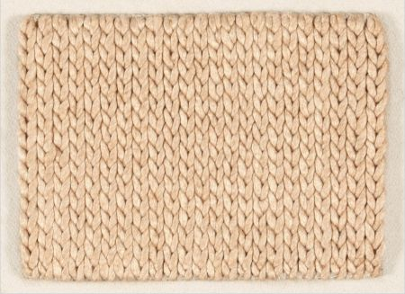 Athmos braided carpet by AMINI