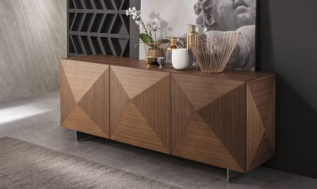 C-Wood sideboard by RIFLESSI