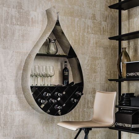 Drop bookcase by CATTELAN ITALIA