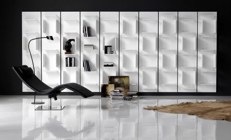 Fifty bookcase by CATTELAN ITALI