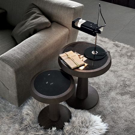 Anna coffee tables by POLIFORM