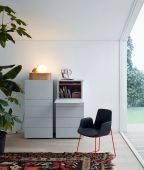 Chaise Ventura di POLIFORM
