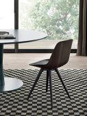Harmony chair by POLIFORM