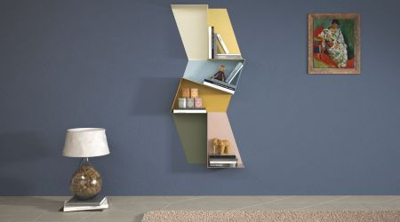 Bookcases Slide by LAGO