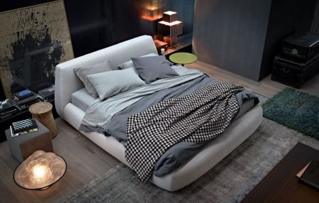 Letto Big Bed di POLIFORM