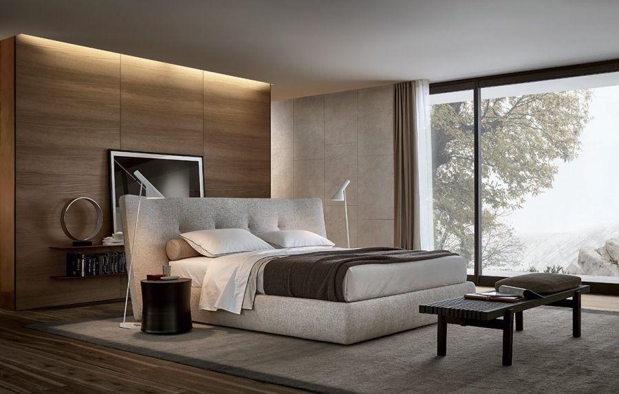 Rever bed by POLIFORM